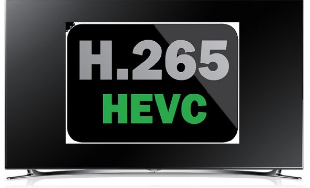 Advanced Coding (AVC) is Now High Efficiency (HEVC)