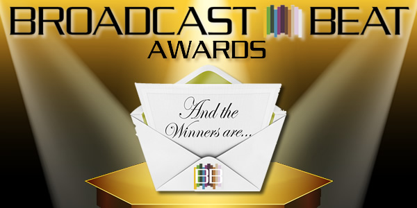 Broadcast Beat Awards at the 2014 NAB Show
