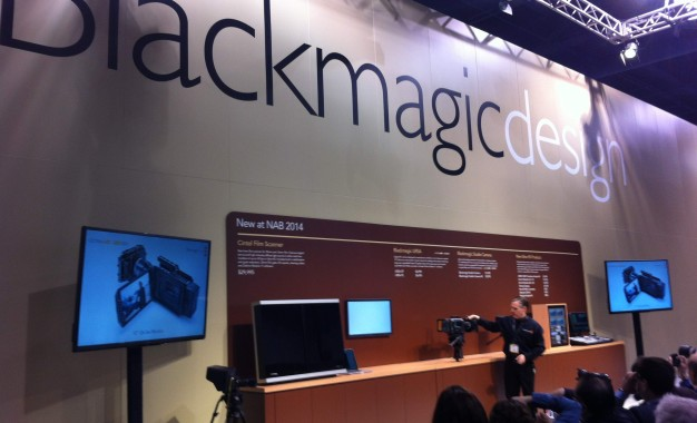Blackmagic Design Debuts Exciting Production Studio Solutions at #NABShow