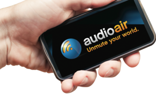 #AudioAir: Download…Connect…Listen! at #NABShow