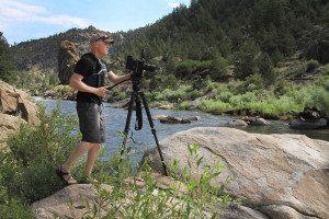 ناٿن وارڊ براون ڪينيز 20 ۾ ملر ڪمپاس 3 سان شوٽنگ ـ تصويري ڪريڊٽ ناٿن وارڊ-گرٽ ۽ ٿٽل فلم