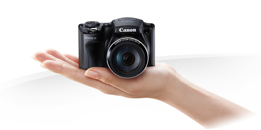 Canon's Latest Powershot Camera!