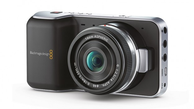 Blackmagic Design Announces: Blackmagic Pocket Cinema Camera for US$495!