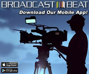 Broadcast Beat Mobile Application for iOS and Android Devices