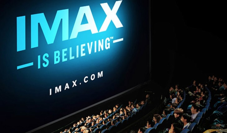 The Evolution of IMAX