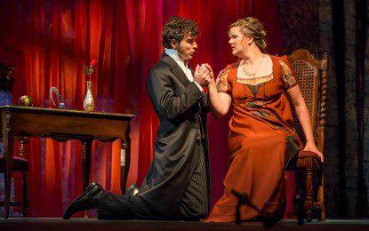 DPA Microphones Was The Impresario Of Aspen Opera Theater Center