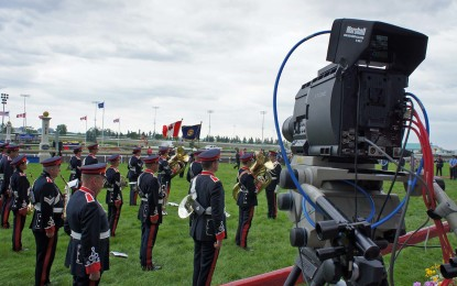 Canada's Woodbine Entertainment Uses FOR-A 4K Camera for Racing Coverage of The Queen's Plate