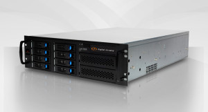 IBC 2014 Digital Nirvana media management hardware