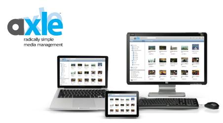axle Video: Simplifies Media Management!