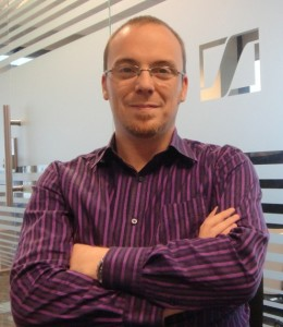 John McGregor, newly appointed Business Development Manager at Sennheiser Middle East