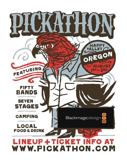 That Ol' Blackmagic Pickathon