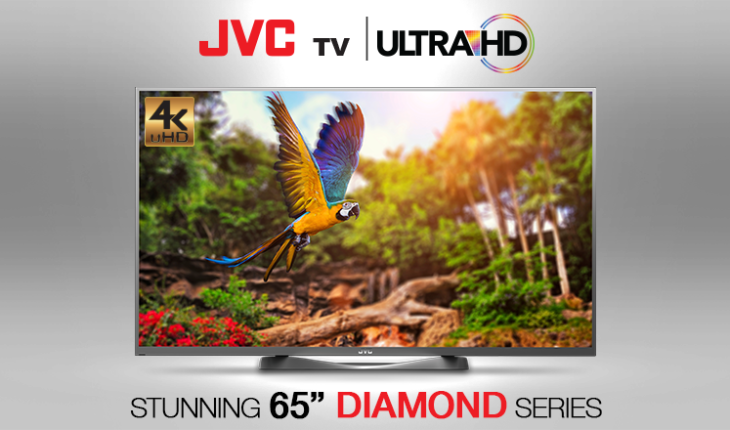 JVC: On the Forefront with 4K HD Home Theater Television
