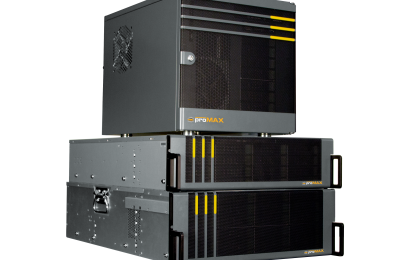 ProMAX Launches New Series 4 Platform Workflow Servers