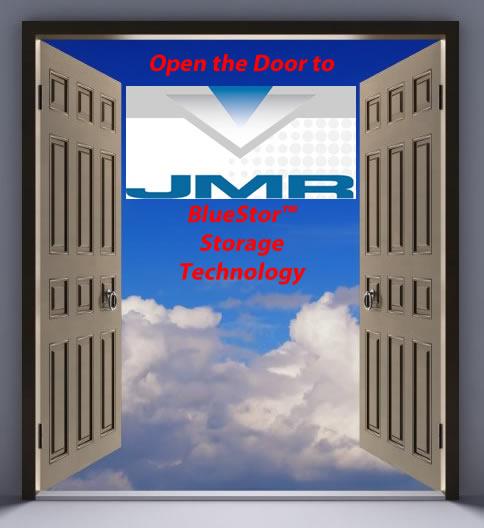 Blues B-Gone with BlueStor™ by JMR Electronics