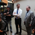Pacific Television Center Welcomes Los Angeles Mayor Eric Garcetti and Councilmember Paul Koretz