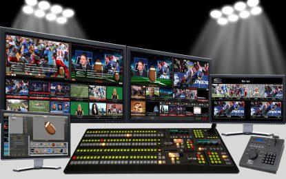 Broadcast Pix Announces Sports Bundle for Affordable High-End Live Production