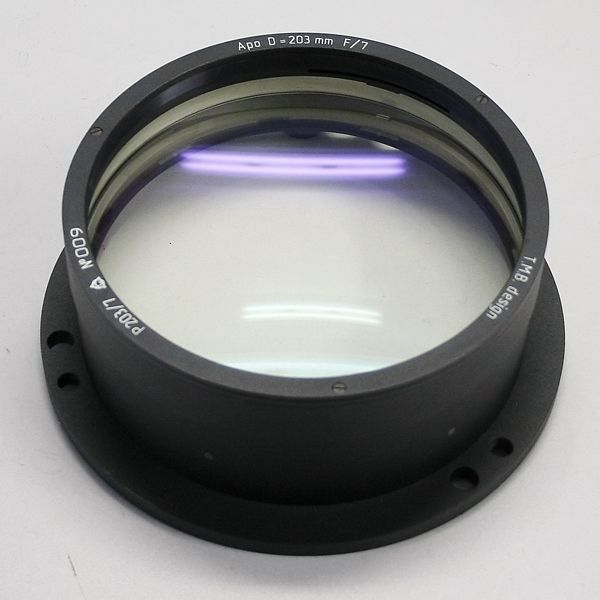 Peter Dollard's apochromat lens (used in telescopes)