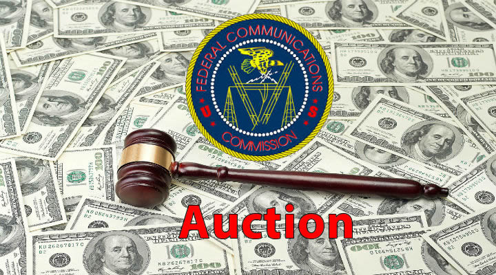 Up in the Air: FCC Auctions