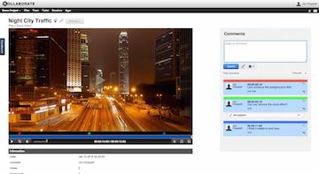 Kollaborate screengrab