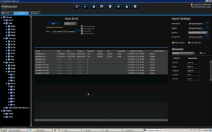 သွင်းကုန်အပေါ် Metadata - Pronology Screenshot