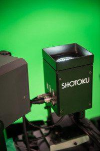 Shotoku Free-d2 Kamera Closeup