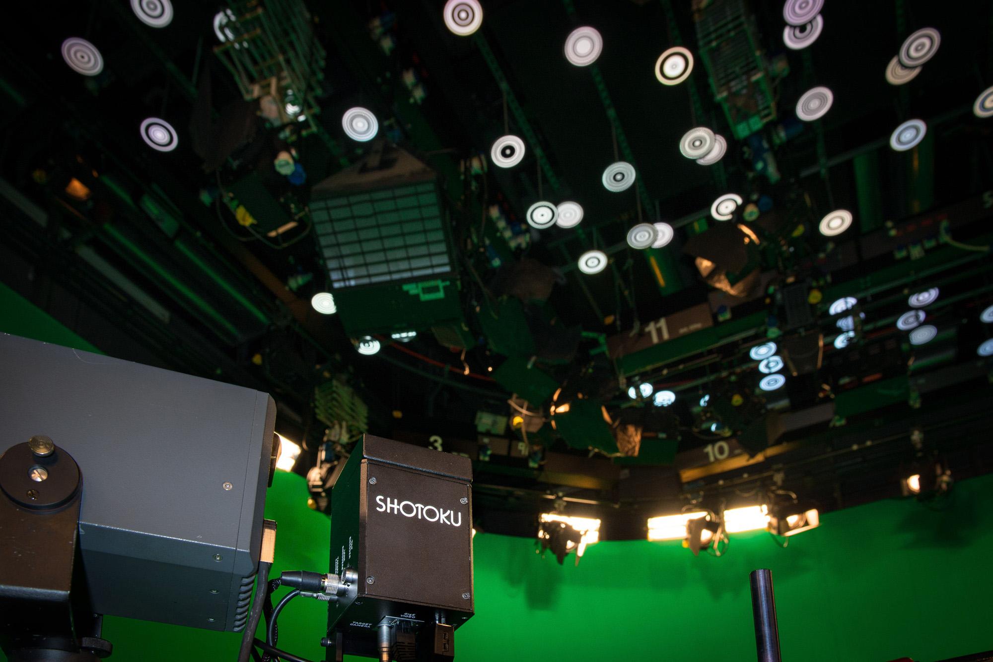 Shotoku Free-d2 Camera and Markers