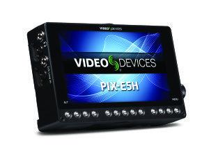 ဗီဒီယိုကိုဖုန်းများအတွက် Pix-E5H