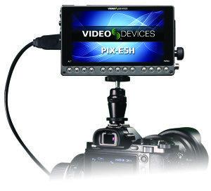 ဗီဒီယိုကိုဖုန်းများအတွက် Pix-E5H, OnCamera