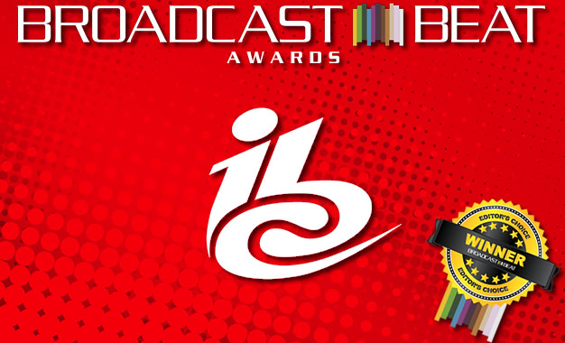 2015 IBC Show Broadcast Beat nagrade