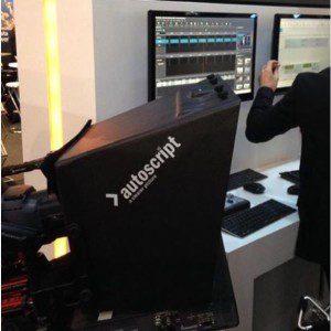 Autoscript Teleprompter