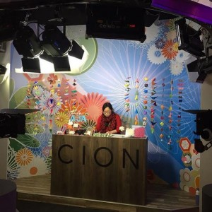 CION by AJA is On the Air!