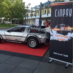 Cinegy dibawa Dok Brown urang Time Vehicle (2)