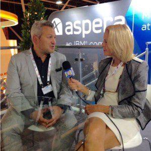 သူ Francois Quereuil, Aspera မှာအကြီးတန်းညွှန်ကြားရေးမှူး Worldwide ၏စျေးကွက်
