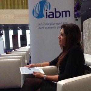 IBC မှာ IABM