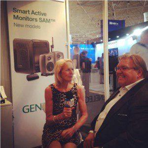 Genelec ၏ Janflod ကုမ္ပဏီအဖြစ်၎င်းတို့၏ရေရှည်တည်တံ့အမွေအနှစ်အကြောင်းပြောနေတာဖြစ်ပါတယ် Lars-Olof