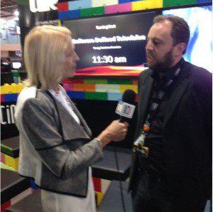 Lewis Kirkaldie, head of product management cinegy