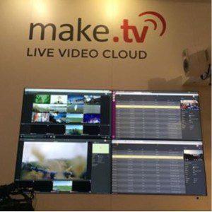 MakeTV Booth