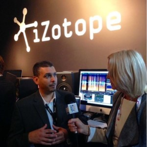 Rob D'Amico, product management director izotope