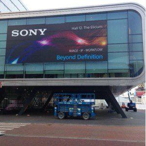 Sony téh puttin on glitz nu