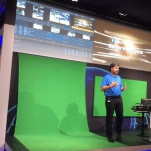Tricaster's Green Screen