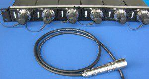 ကြမ်းတမ်းပတ်ဝန်းကျင်များအတွက် ultra-Flex ကို 7mm SMPTE ကင်မရာ Cable ကို