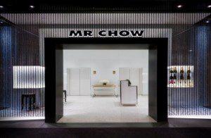 MR CHOW Entrée