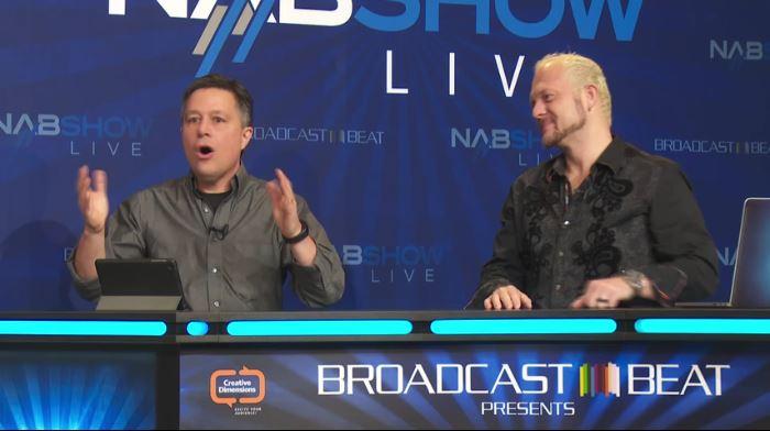 NAB Show LIVE!