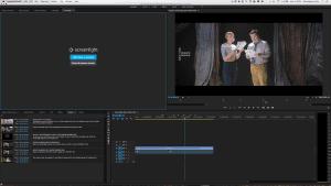 Import Screenlight markers into Premiere pro