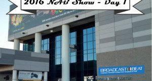 2016 NAB Day One
