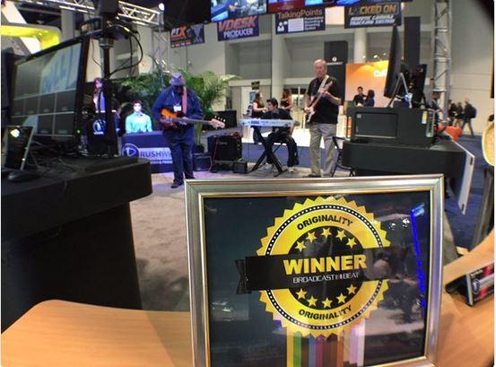 BB Award - Rushworks