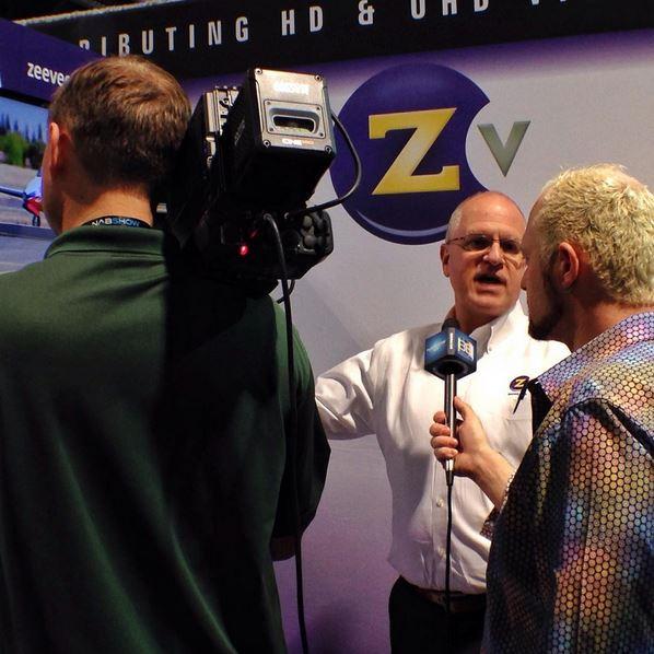 Chris Scurto of Zeevee