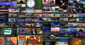 DVBControl NDI Mosaic Multiviewers