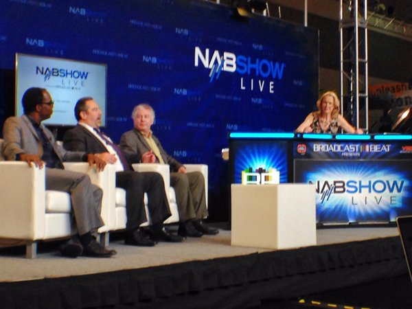 Janet West on NABShow LIVE