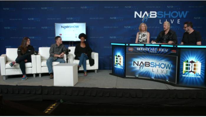 ကျွန်ုပ်တို့၏နောက်ဆုံး NAB ပြရန် LIVE! Program ကို - ထိုအသံလွှင့်အများအပြားနှင့်အတူလေယာဉ်အမှုထမ်း Beat
